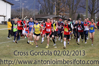 Cross Gordola 02-02-2013