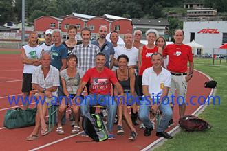 Gara Cronoascesa al Bigorio 13.06.2014