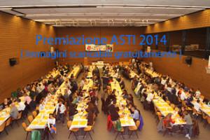 Premiazione ASTI 2014