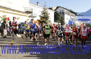 Ascona.Corsa di Natale 18.12.2016